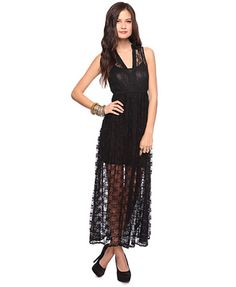 """This will make a great """"Great Gatsby"""" dress when I'm through with it!  Imagine a row of sequins on the lace, long pearls and a sequin headband with feather!"""