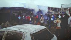 Breaking News: Bomb Blast Rocks Champions League Viewing Centre in Jos