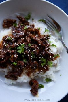 Better Than Take-Out Crispy Sesame Beef