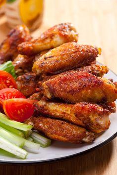 Chicken Wings, New Orleans, Food Porn, Treats, Buffalo Wings