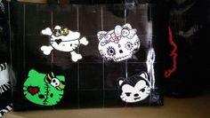 Hello Kitty purse  Halloween Hello Kitty  duct by theducktapediva, $20.00