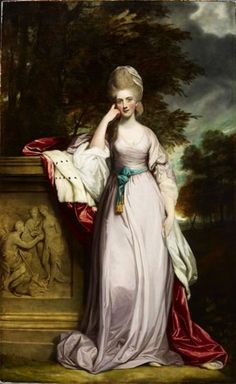 Anne, Viscountess Townsend, Later Marchioness Townshend, 1779-1780, Sir Joshua Reynolds