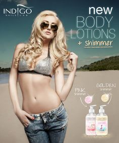 SHIMMER BODY LOTION