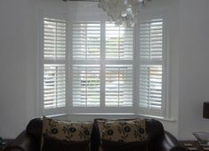 Quality plantation shutters can last a lifetime with proper care, whether they are real wood or faux plantation shutters, and will add value to your home when you sell it. #VerticalBlindsBlackout #BambooVerticalBlinds