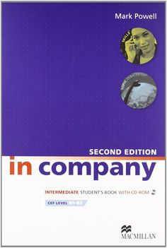 In Company Upper Intermediate Student Book (intermediário superior)
