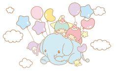 素敵なサプライズ バースデー♪ の画像|LittleTwinStars Official★Blog Kiki&Lala Dreamy Diary