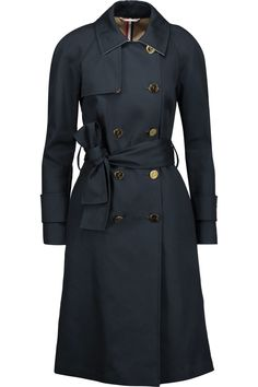 Thom Browne Cotton trench coat
