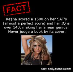 I agree with 'never judge a book by its cover' but you can have a high IQ... And still be an idiot.