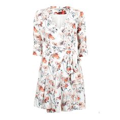 Shop elegant, high-quality, tailored clothing and accessories that help build a timeless wardrobe from the official Fall Winter Spring Summer FWSS online store. Fall Winter Spring Summer, Wrap Dress Floral, Floral Tops, Elegant, Casual, Clothes, Shopping, Dresses, Women