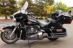 Harley-Davidson 2005 FLHTCUI Ultra Classic® Electra Glide®