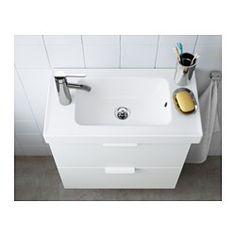 HAGAVIKEN Sink, whit
