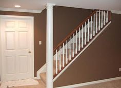 remove wall open staircase