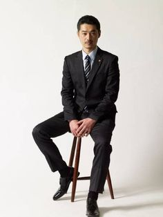 平山浩行 Japanese Icon, Corporate Portrait, Awesome Beards, Asian Men, Comedians, Actors & Actresses, Menswear, Mens Fashion, Guys