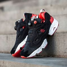 Should @woody_snkrfrkr keep the @end_clothing Black Salmon on ice or let them out into the wild? #sneakerfreaker #snkrfrkr #reebok #instapumpfury  via SNEAKER FREAKER MAGAZINE OFFICIAL INSTAGRAM - Fashion  Advertising  Culture  Beauty  Editorial Photography  Magazine Covers  Supermodels  Runway Models