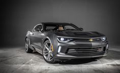 2016 Chevrolet Camaro: Trim, Toned, and Out for Mustang Blood - Photo Gallery of Official Photos and Info from Car and Driver - Car Images - Car and Driver