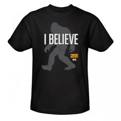 Show You Believe With The Best Big Foot T Shirts