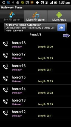 Top Halloween Ringtone  #Android
