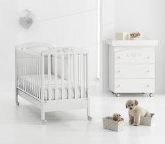 Kinderzimmer-Inspiration mit Erbesi Serie Abbraccio
