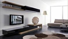 Muebles para tv, 5o increibles propuestas de diseño modernas y consejos sobre la selecion de este tipo de mueble para el salón. Galeria de imágenes.