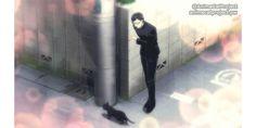 Haven't You Heard? I'm Sakamoto ep4 >> #AnimeCat #BlackCat Haven't You Heard? I'm Sakamoto Sakamoto desu ga? 坂本ですが