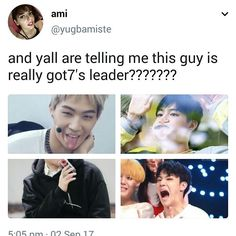 Yes, and he's the best leader ever! :D :) <3