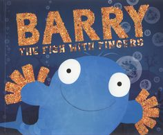 #passabook recommendations from TH,H&D CC Play Session @ Plumstead Rd Library this am: Elisha chose 'Barry, the fish with fingers'.