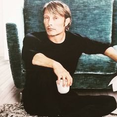 Mads Mikkelsen. Source: marilane.borges in Instagram