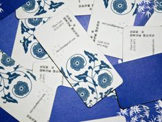 Personal Name Card Design by Calix Wong, via Behance