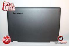 "Item: Lenovo IdeaPad Yoga 500 Rear Lid Back Cover Black 46003R020002 5CB0H91260 ""X905   Postage: Free UK Shipping – Royal Mail 1st Class Item Price: £24.90   Warranty: 30 Day Money BackGuarantee Buy on eBay: ebay.liverpoolpcrepairs.com   Protection:"