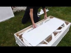 Finefeatures Collapsible Candy Cart Demo - YouTube