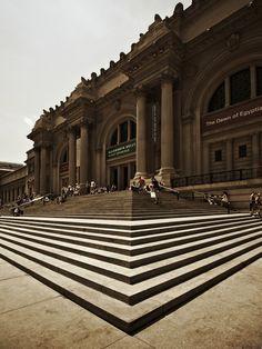 NYC. The Met. By Nicholas D. Yee