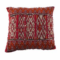 Yet another Kilim Pillow from Morocco. Spice up your home!