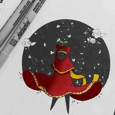 【gizer0】さんのInstagramをピンしています。 《I love Journey the game. Drawn by @pixelatedpixel1  colored shittily by me  inktober #doodleart #female #blackhair #greenshirt #blueeyes #stars #space #universe #ink #pixelatedpixel1 #pixelpal #darkskin #manga #anime #animegirl #halo #planets #flowers #pantyhose #girl #cherryblossoms #bluehair #camera #kitten #cat #journey #journeythegame #bloom #flower #gold》