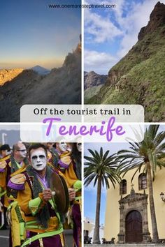 Off the tourist trail in Tenerife