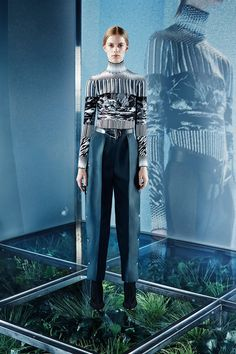 Obsessed with Wang's newest take on Balenciaga | Pre-Fall 2014 Collection | Style.com #fashioneditor