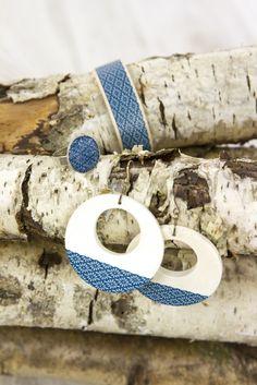 #DIY : Customisation de #bijoux au masking tape
