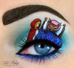A arte da maquilhagem, pela israelita Tal Peleg. (Parte 1) - Chiado Magazine