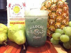 Blue Potion #Juice   Organic Blue Spirulina