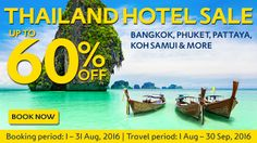 expedia coupons Get upto 60% off on hotel booking on http://www.couponkato.com/expedia-coupons.htm  For more offer and coupon follow us on Facebook page , linkedin, Twitter, Google+ and more