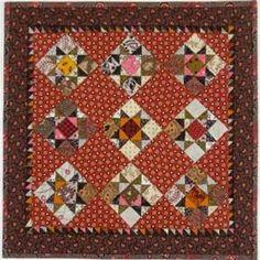 nine patch studio   Shop for Miniature Quilts from Kathie Ratcliffe's Nine Patch Studio