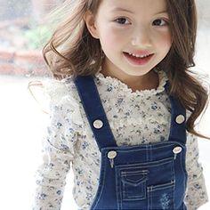 6c0daf96ec9c6 FLO フラワーブラウス - 韓国子供服 通販 リズハピネス  キッズ服 ベビー服 男の子