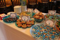 cookie monster buffet