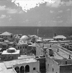Akka (Acre), Palestine. Pre 1948