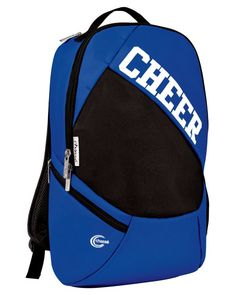 The Chasse Explorer Backpack makes the perfect travel partner. The backpack is perfect to bring on any airplanes without having to pay an oversize baggage fee. Cheer Backpack, Sling Backpack, Cheer Shirts, Cheer Uniforms, Cheerleading Outfits, Explorer, Cheer Bags, Baggage, Travel Bags