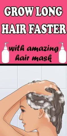 Grow Super Shiny Long Hair With This Amazing Hair Mask This homemade hair mask can work wonders on your hair, even on the most damaged hair. It's easy to prepare, with natural ingredients that you … Growing Long Hair Faster, Grow Long Hair, Grow Hair, Fast Hairstyles, Hairstyles Pictures, Black Hairstyles, Oily Hair, How To Apply Makeup, Damaged Hair