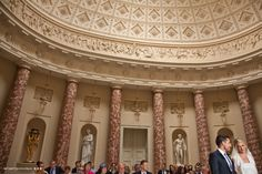 Wedding Ceremony, Marble Hall