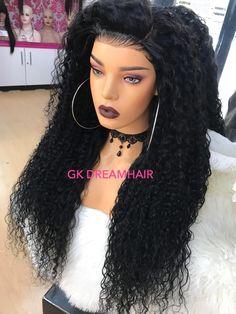 IMG-20200208-WA0004 Durban South Africa, Wig Cap, Your Hair, Curly Hair Styles, Wigs, Luxury, Fashion, Moda, Fashion Styles