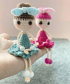 Crochet Cat Pattern, Crochet Amigurumi Free Patterns, Crochet Diagram, Easy Crochet Patterns, Free Crochet, Crochet Panda, Crochet Bunny, Knitted Dolls, Crochet Dolls