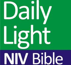 Daily Light NIV