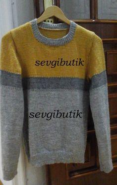 Baby Boy Knitting, Baby Knitting Patterns, Men Sweater, Sweatshirts, Crochet, Boys, Sweaters, English Vocabulary, Fashion